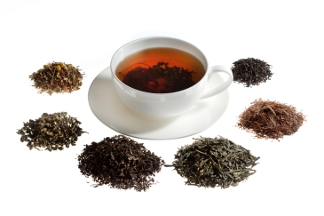 Tea assortment